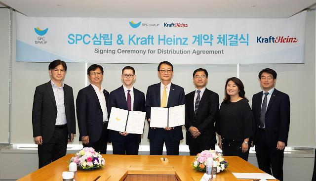 SPC삼립, 하인즈社와 독점공급 계약…오뚜기 타격 불가피
