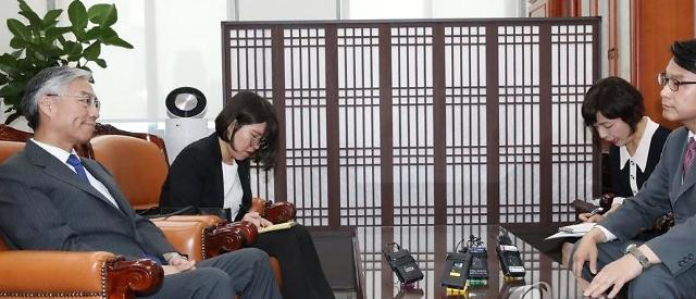 中国驻韩大使称习近平是否年内访韩未有定论