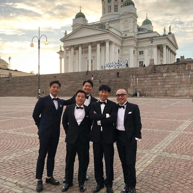 文대통령 핀란드 순방 동행한 이정수 플리토 대표는 누구?