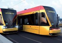 現代ロテム、ポーランド鉄道市場に初進出…3358億規模のトラム輸出