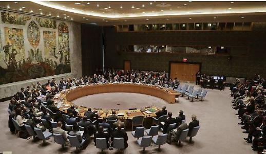 북한 석유수입 제재 위반 미국, 유엔안보리에 항의서한
