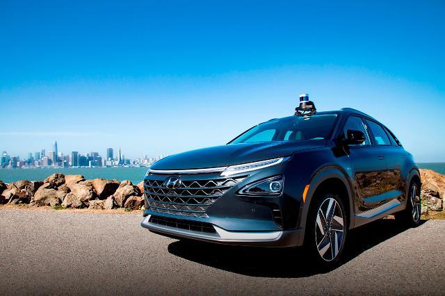 현대기아차, 미국 '오로라'에 전략 투자... 자율주행 기술 퀀텀점프 나선다
