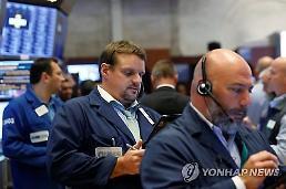 .[全球股市]中美贸易矛盾持续 纽约股市连日下跌道琼斯下跌0.17%.