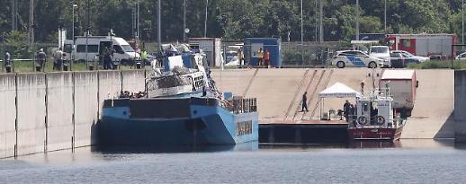 [헝가리 유람선 침몰] 한국인 시신 1구 추가발견…3명 여전히 실종