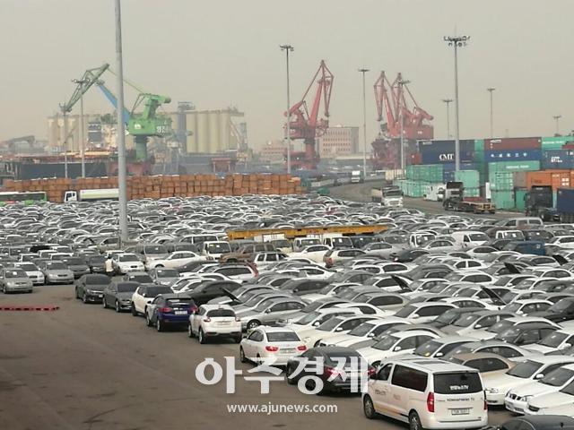 꿈틀대는 車 산업, 생산·수출 2개월 연속 증가