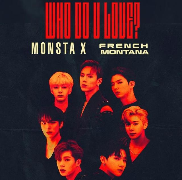K-pop band MONSTA X to release English single featuring French Montana this week