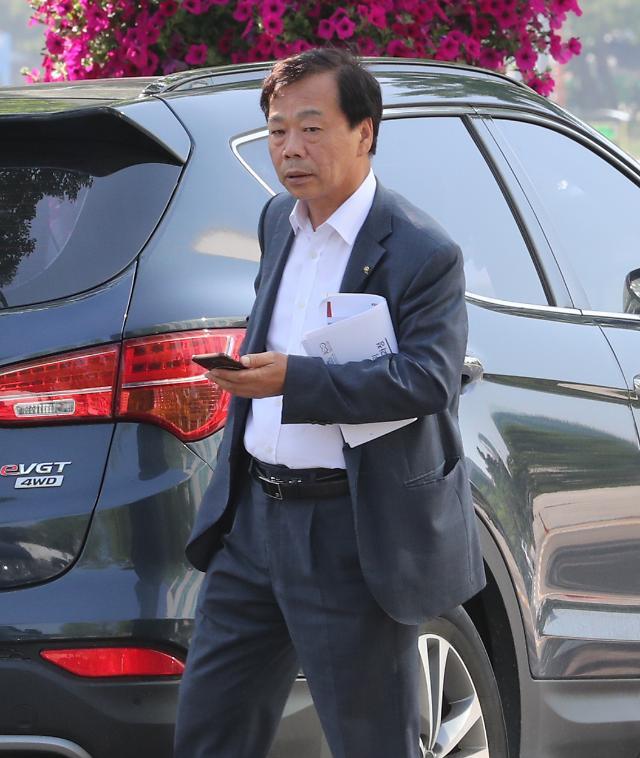 이완영 의원직 상실…지역구 자유한국당 공천 경쟁 예고