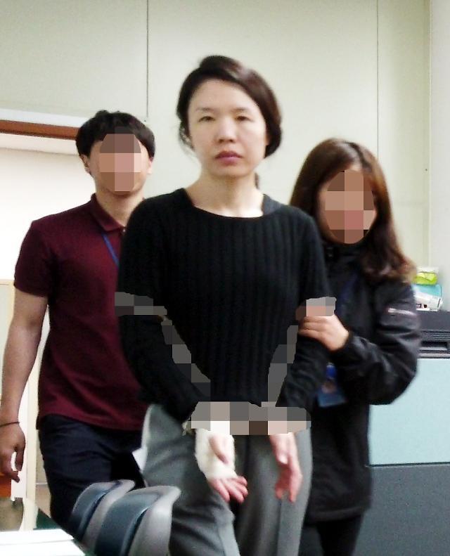 """""""고유정이 내 아들 죽였다"""" 재혼 남편 검찰에 고소장 제출"""