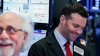 Cuộc họp tuần tới với FOMC...  Cổ phiếu New York Chỉ số Dow tăng nhẹ 0,39%