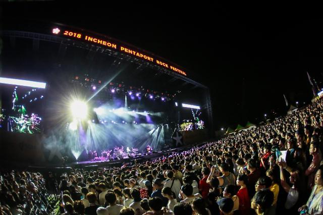 2019 인천 펜타포트 락 페스티벌, 3차 라인업 공개