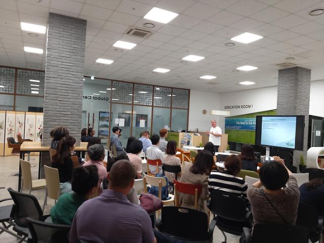 IFEZ 거주 외국인 위한 '한국사회에서 중재의 필요성' 공개강좌 개최