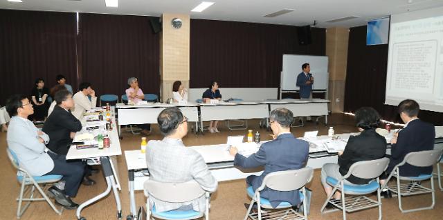 인천 중구, 영종국제도시 응급의료취약 연구용역 최종보고회 개최
