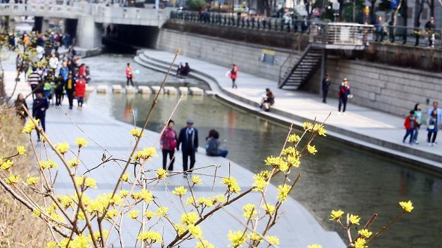 생태공원 재탄생한 하천 인근 아파트 프리미엄 높아