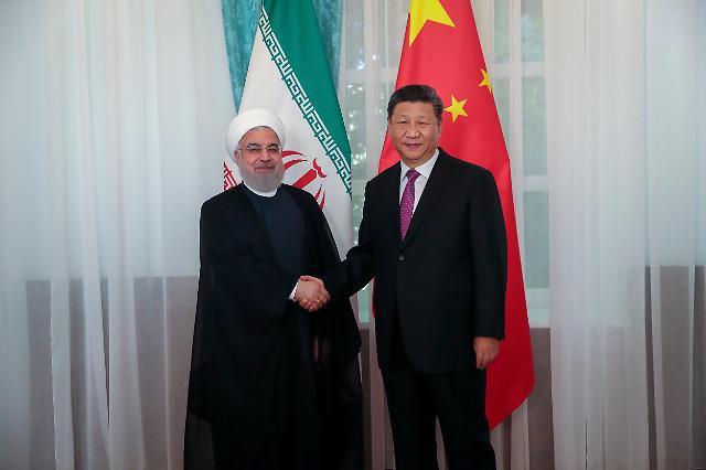 中-이란 정상, 美 일방주의 비판 한목소리
