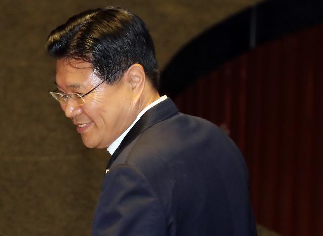 홍문종, 내주 한국당 탈당…대한애국당 공동대표 유력