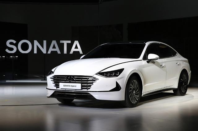 现代起亚汽车今年前五个月在韩销量创历史新高
