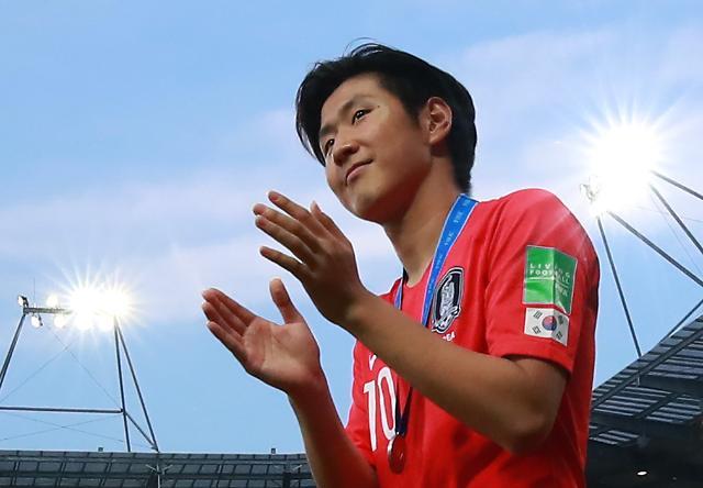 [U20 월드컵] 그라운드 호령한 '막내형'…전 세계가 매료됐다