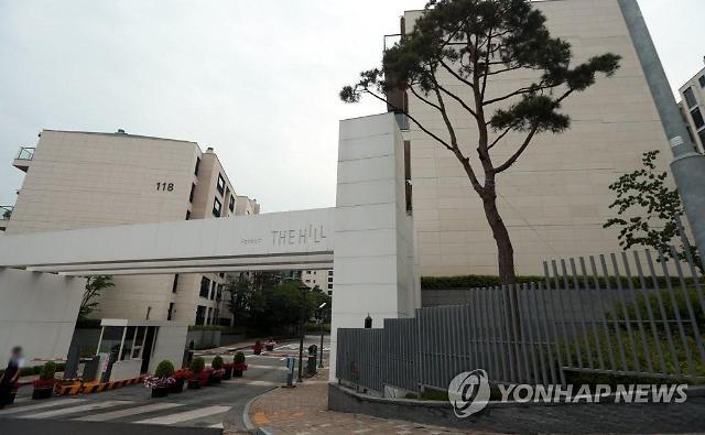 조은정♥ 소지섭 구입 한남더힐 실거래가 살펴보니…올해 1월 전용면적 244㎡ 84억 거래