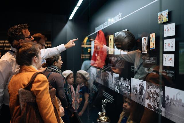 현대차, 파리에 '2019 FIFA 프랑스 여자월드컵' 특별전시관 개관