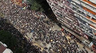 [NNA] 홍콩 주택 가격, 범죄인 인도조례 통과되면 30% 하락?