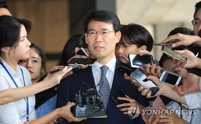 '수사기밀 보고' 신광렬‧성창호‧조의연, 공소장 일본주의 들며 검찰 압박