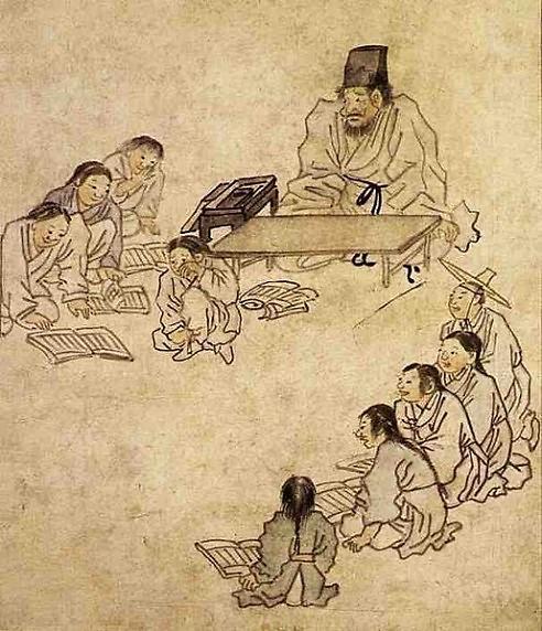 [낱말인문학]배움이란 말의 뜻은 생각을 임신시키다?