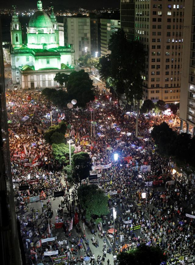 투자자 애태우는 브라질 연금개혁