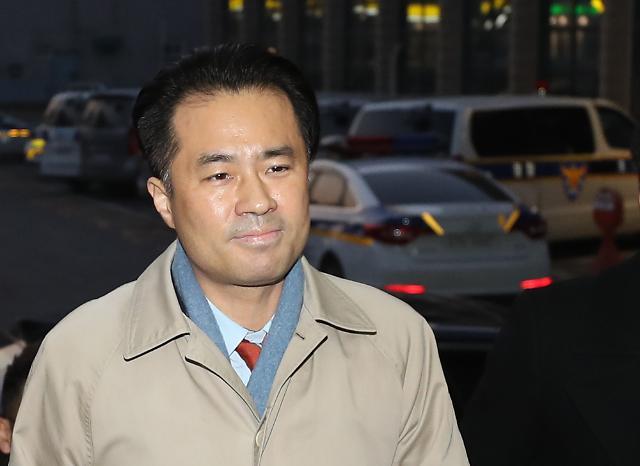 손석희와 고소전 김웅, 검찰 출석해 폭행치상·협박 등 조사