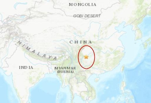 중국 또다시 지진 공포? 6.0 이어 3.6-3.0 여진도 잇따라 발생