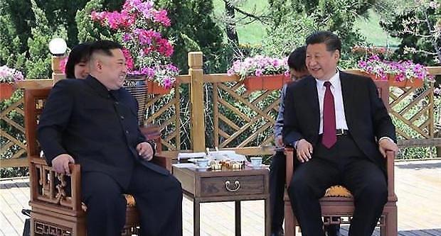 시진핑 전격 방북 한반도 문제 해결…트럼프 압박, 한·미 견제