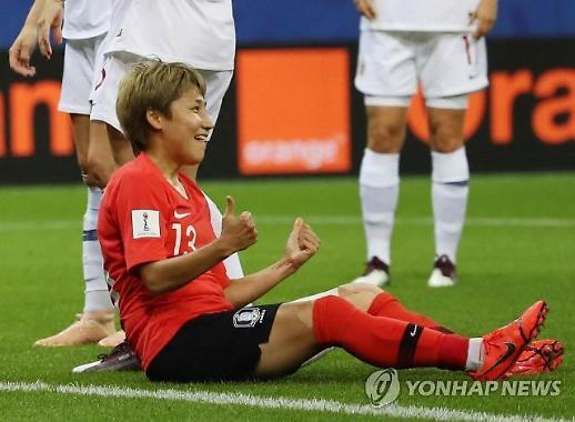 한국, 3연패로 여자월드컵 16강 무산…골키퍼 부상 악재