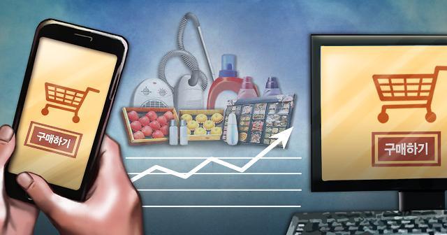 逾三成韩国消费者网购时最看重快递速度