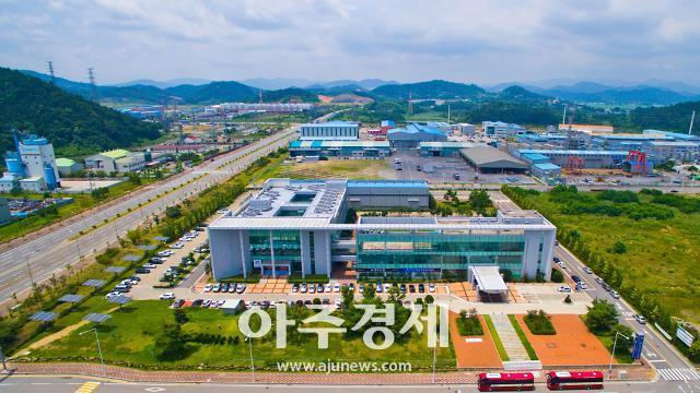 전남테크노파크 나주혁신도시 기업 지원
