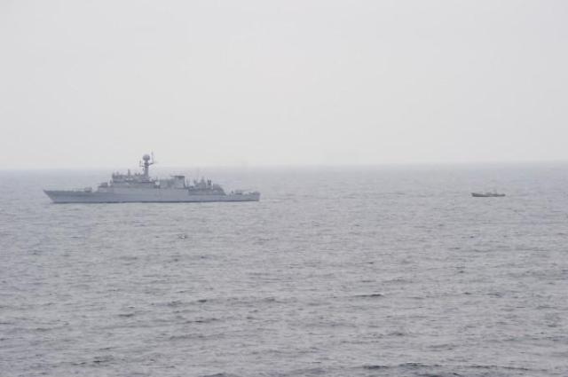 동해 표류라더니... 北 어선 방파제서 발견·신고자도 민간인