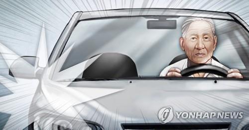 日, 75세 고령운전자에게 한정면허 도입 추진