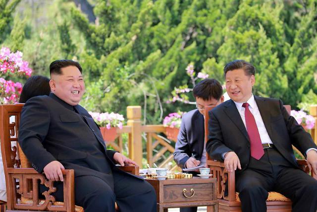 韩国对习近平访朝表期待 朝美无核化谈判有望重启
