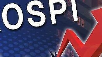 KOPSI đóng cửa tăng gần chạm đến mức 2100 điểm