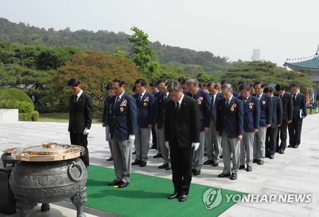 재향군인회, 김원웅 광복회장 규탄... 국론분열 조장