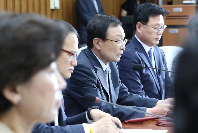 """이해찬 """"한국당, 조건없이 정상화 참여해야…주말까지 협상"""""""