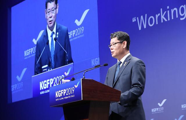 韩统一部长官:朝美均在准备新的无核化谈判方案