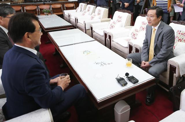 """양정철 """"당정청, 지방 균형발전 비전 내놓을 것"""""""