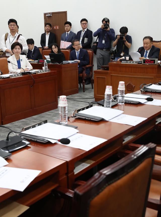 """사개특위, 한국당·바른미래 불참…""""논의 참여하라""""vs""""패스트트랙 무효"""""""
