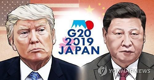 시진핑이 트럼프와 정상회담 확답을 미뤄온 이유