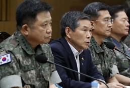 .韩军召开全军指挥官会议讨论海防漏洞纪律建设.