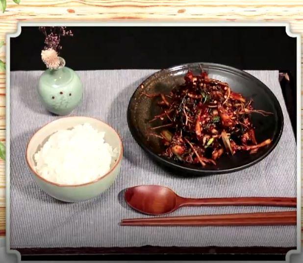 [슬라이드 레시피] 알토란 약김치 고들빼기·배추물김치 비법은? 인삼·석이버섯·콩나물