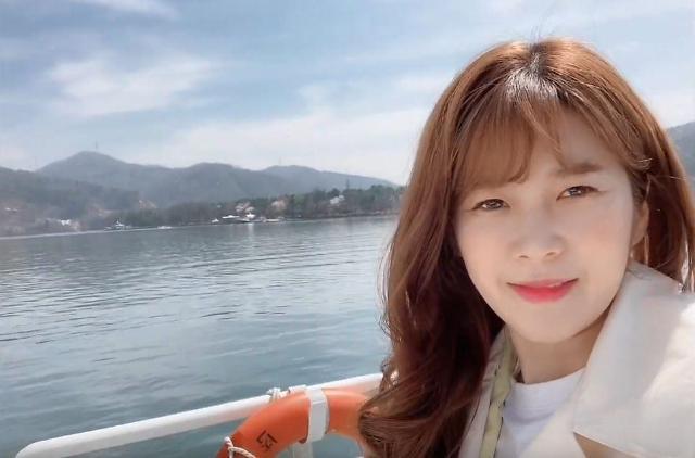 [슬라이드 #SNS★] 김승혜, 조세호와 핑크빛? SNS 속 모습은?