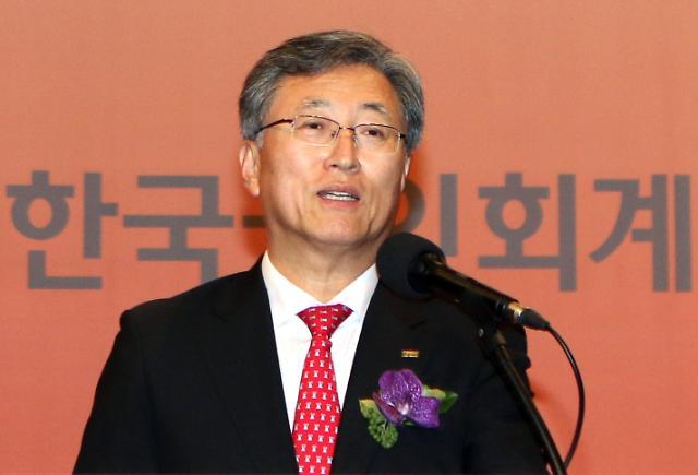 """최중경 회계사회장 """"비영리 부문 회계 개혁 원년 기대"""""""