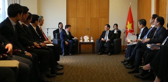 베트남 경제부총리, 국내 자산투자업계와 간담회 개최