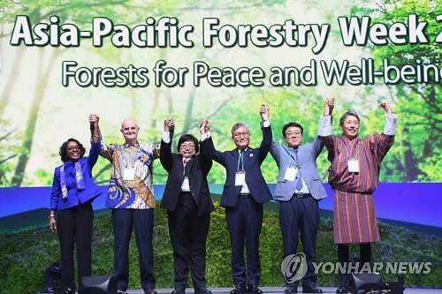 산림청, 캄보디아 자연휴양림 조성 탄력