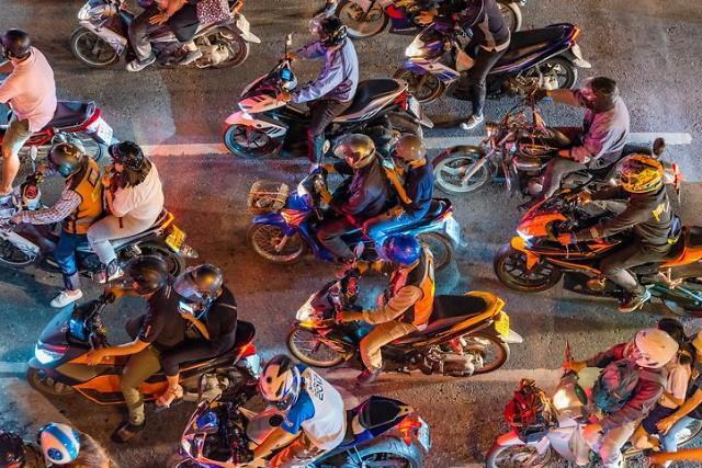 [NNA] 태국 올해 오토바이 판매량, 2%↓...카시콘銀 전망